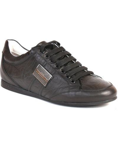 Кроссовки черные John Richmond