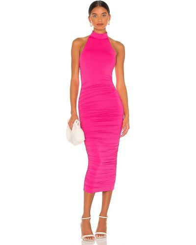 Różowa sukienka Superdown
