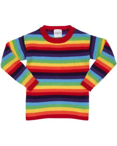Кашемировая свитер с вырезом Madeleine Thompson