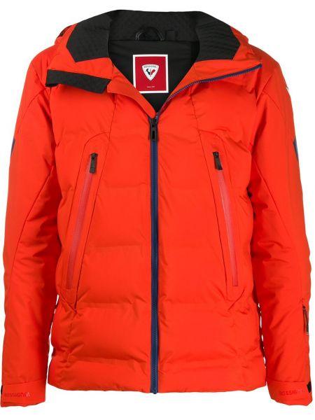 Куртка горнолыжная длинная - красная Rossignol