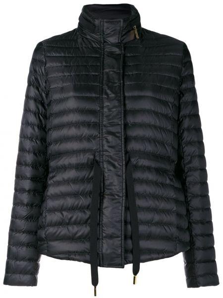 Длинная куртка черная классическая Michael Michael Kors