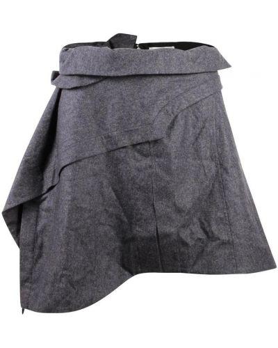 Szara spódnica Carven
