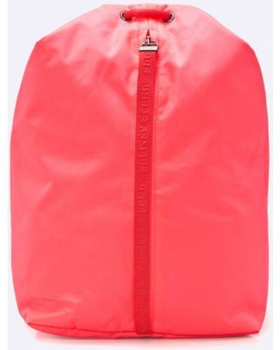 Розовый рюкзак с отделениями Under Armour