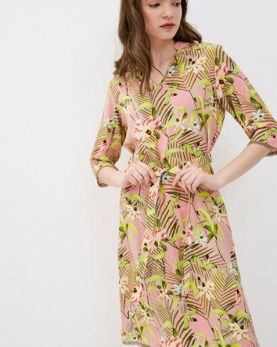 Розовое платье Torstai