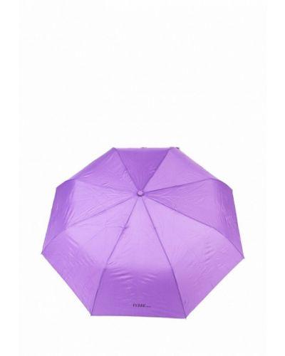 Фиолетовый зонт складной Gf Ferre
