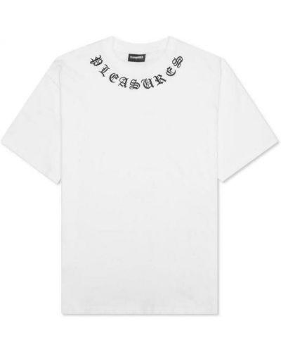 Biała koszula Pleasures