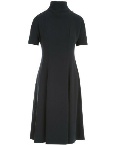 Czarna sukienka Aspesi