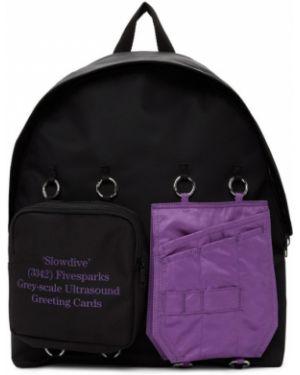 Рюкзак текстильный на молнии Raf Simons