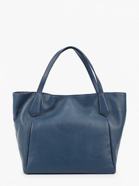 Кожаная сумка с ручками весенний Lamania