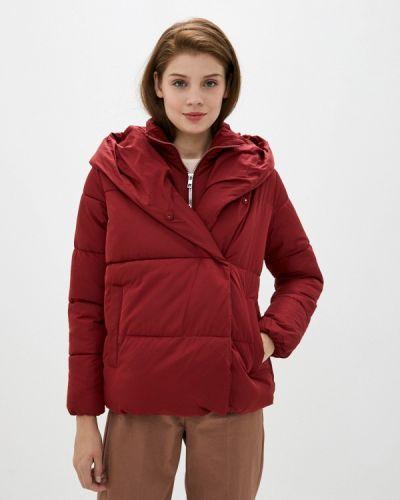 Теплая красная куртка Zolla