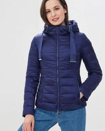 Утепленная куртка - синяя Snowimage