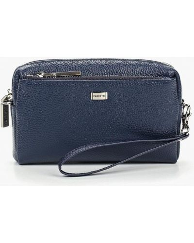 Кожаный сумка через плечо 2019 Fabretti