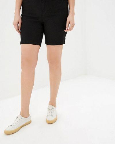 Джинсовые шорты черные Junarose