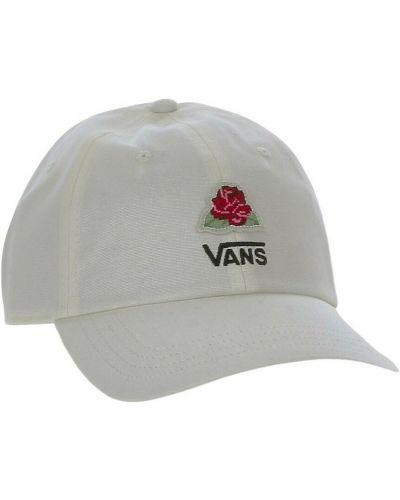 Czapka - biała Vans