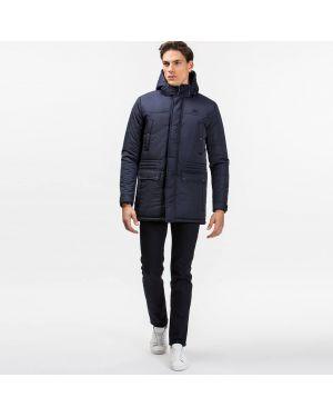 Куртка синяя Lacoste