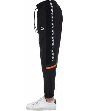 Czarne spodnie Puma Select