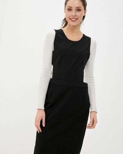 Черное платье-футляр M,a,k You Are Beautiful