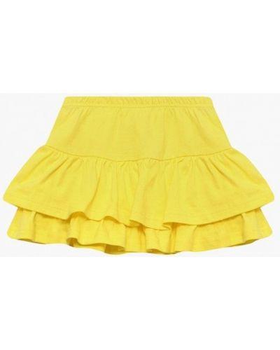 Желтая юбка Modis