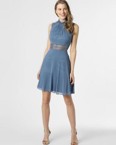 Niebieska sukienka V.m.