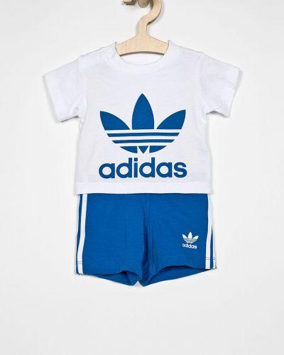 Спортивный костюм с принтом трикотажный Adidas Originals