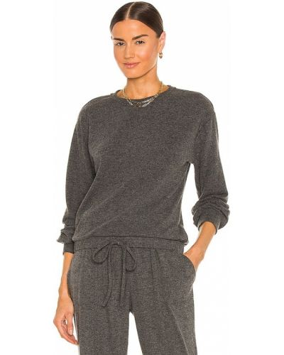 С кулиской текстильный свитер на резинке 1. State