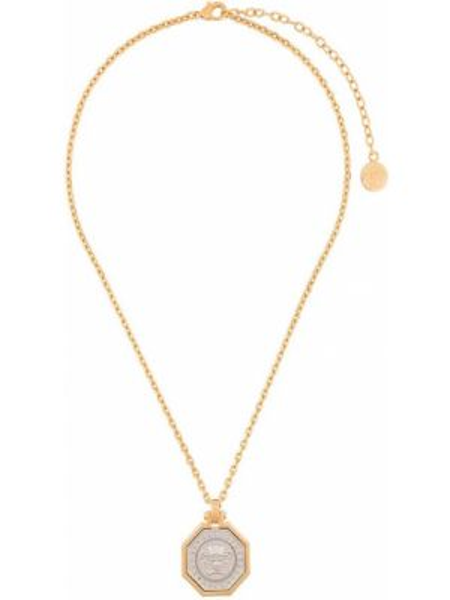 Ожерелье из серебра золотой Versace