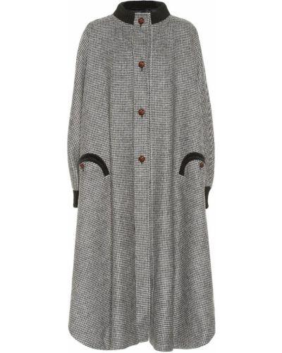 Шерстяное пальто Blazé Milano