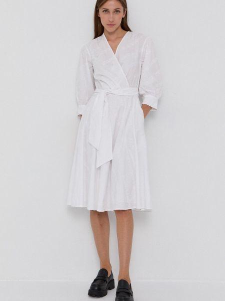 Хлопковое платье Karl Lagerfeld