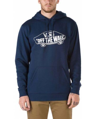 Синий пуловер Vans