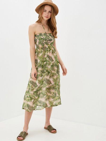 Пляжное платье весеннее платье-туника Pieces