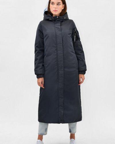 Теплая серая куртка Doctor E
