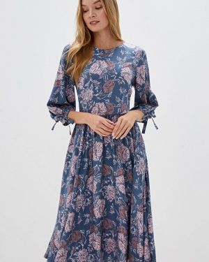 Платье - синее Baon