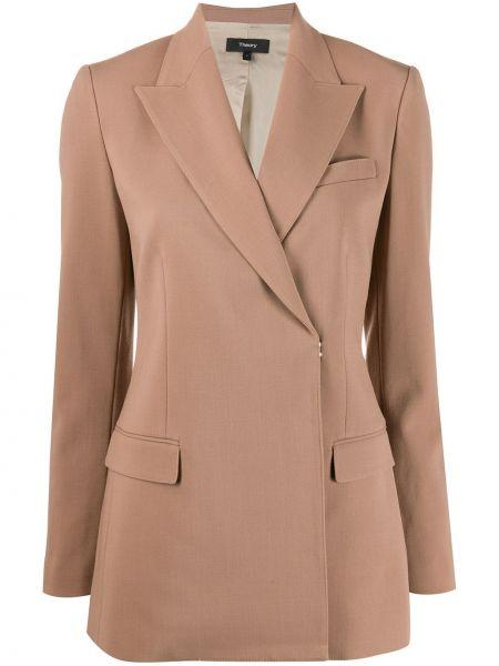 Куртка с карманами Theory