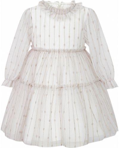 Нарядное платье - белое Aletta