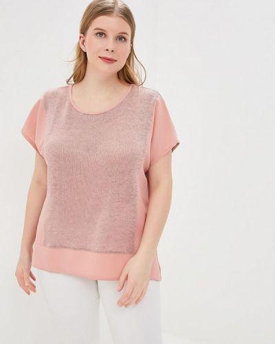 Блузка розовая Lina