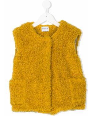 Желтая куртка Wolf & Rita