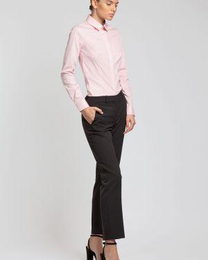 Блузка розовая приталенная Vassa&co