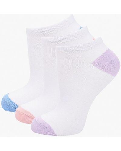 Белые укороченные носки Lee Cooper