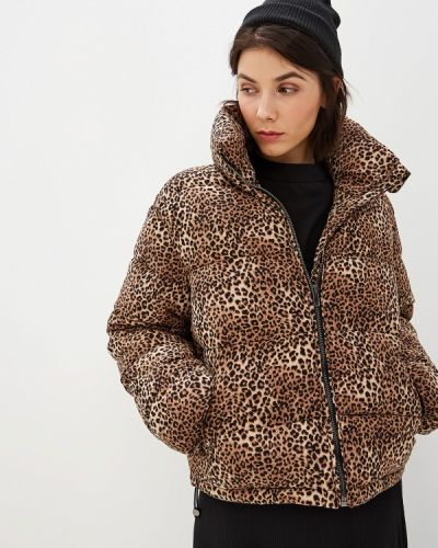 Зимняя куртка утепленная осенняя Glamorous