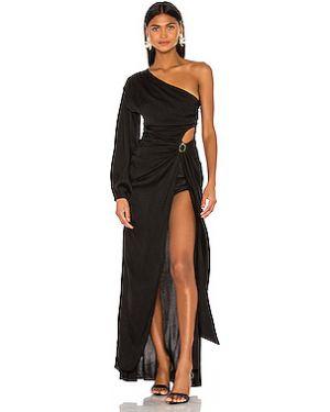 Платье на молнии с оборками Elliatt