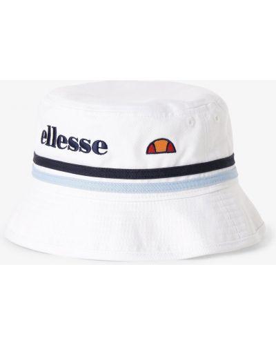 Biała kapelusz Ellesse