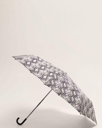 Зонт черный Mango
