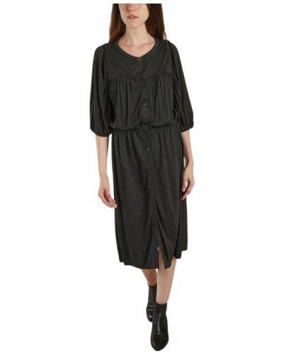 Czarna sukienka Sessun