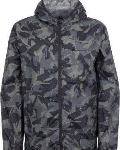 Спортивная куртка с капюшоном серый Outventure