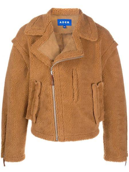 Klasyczna kurtka - brązowa Ader Error