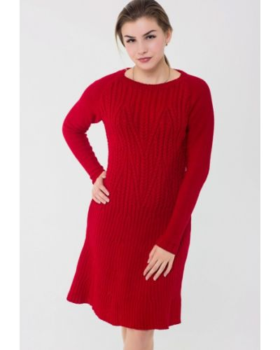 Платье - красное Nataclub
