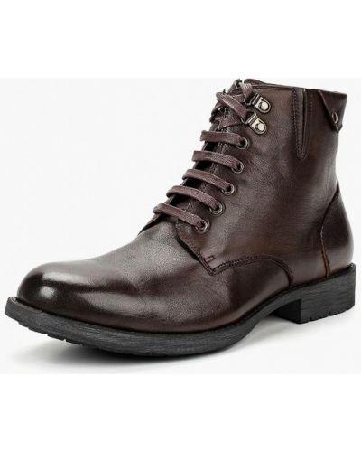 Кожаные ботинки осенние демисезонный El'rosso