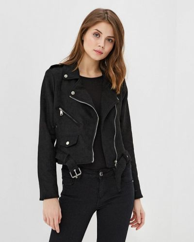 Черная куртка весенняя Adrixx