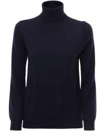 Шерстяной свитер с воротником с манжетами A.p.c.