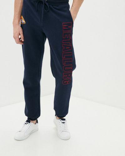 Клубные синие спортивные брюки Atributika & Club™